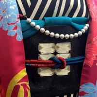 コットンパールの羽織紐(太)  のコピー