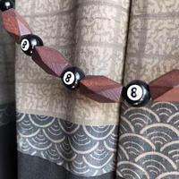 ビリヤードの男性用羽織紐