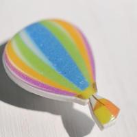 気球の帯留