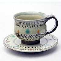 小鹿田焼 コーヒーカップ c