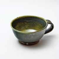 小鹿田焼 スープカップ a