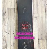 2018-2019 NOVEMBER ノベンバー スノーボード ARTFREEDOM アートフリーダム