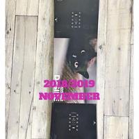 2018-2019 NOVEMBER ノベンバー スノーボード DESIRE デザイア 152cm