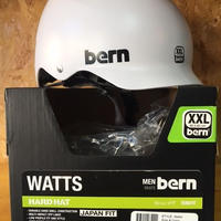 BERN バーン   Watts ワッツ Stain White ※JAPANフィット