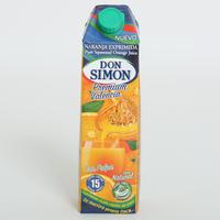 ドンシモン100%ストレートオレンジジュース DON SIMON 100% Orange Juice