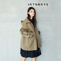 ミリタリージャケット【WCJ-PP-013KH】