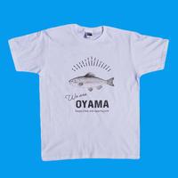 Tシャツ(ニジマス)