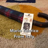 Mario Talarico 折り畳み傘(ジャンプ式)