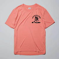 MOUNTAIN LOVER  T-shirt Basic DRYCOTTONY Flamingo Pink