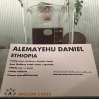 Alemayehu Daniel Ethiopia