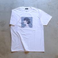 TE-D01i オリジナルTシャツ SnowWhite