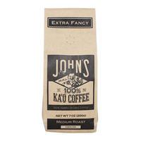 John's Ka'u coffee whole bean (豆)