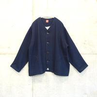【ジャケット】ニジュウオリデニム のワークジャケット