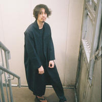 即売 2020 coat- sumi black