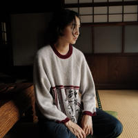 Izakaya knit for winter 【2021AW 10月20日納品先行予約】