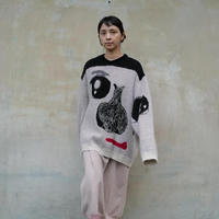 【coming soon 】ganmen knit