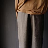 always 12 pants hemp  【2021AW 10月20日納品 先行予約】