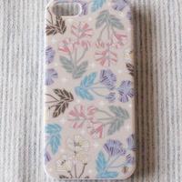 iPhone5&5s&SEカバー お花