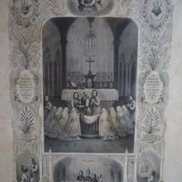 communion の記念のフレーム