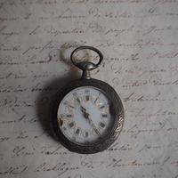 古の懐中時計   argent