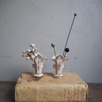 petites vases  à fleurs