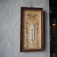 愛された古の温度計