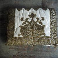 couvreture  dentelle de mouchoirs