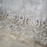 antique metal lace L