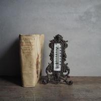 古の温度計
