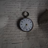 古の懐中時計