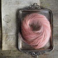 ornrment de cheveux de plume