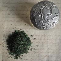 古の鉱石とpowder case