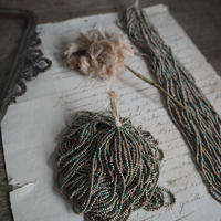 antique beads  mélange