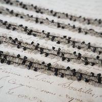 ruban des beads