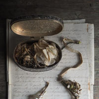 petite  boîte à bijoux  vintage
