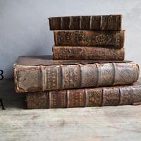 遠い記憶の古書  1755年L   A