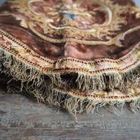 ☆美しいsilk刺繍の窓飾り