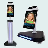 非接触型体温・顔認識ロボ AIプロテクト スタンダード