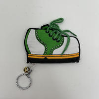 【 New old stock 】Pouch / Sneaker (Green)