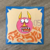 【 Hideyuki katsumata 】MIX CD with original paint HU05