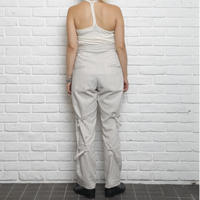 【 Aquvii warderobe 】Linen BONTAGE PANTS