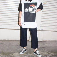 【TAG DOES NOT MAKE YOU】Slacks PANTS / Navy②