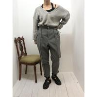 【Aquvii Wardrobe】CONTROL SKI PANTS / GREY
