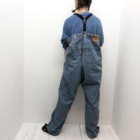 【 TAG DOSE NOT MAKE YOU 】3_SUSPENDER pants (vintage denim)