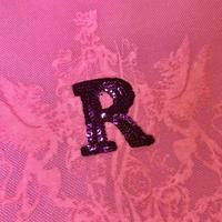 Rスパンコールシリーズ トートバッグ ピンク