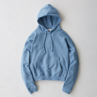 Short Length Parka(Sax Blue)