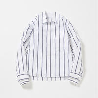 Double sleeve layered shirt(Stripe)