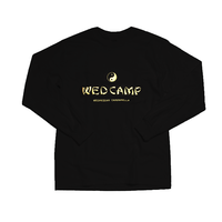 Bamboo Logo Long Sleeve (BLACK)