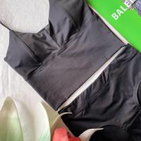 black bralette set up 2【A-0168】