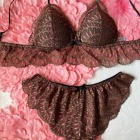Numéro5 brown × pink
